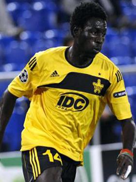 Benjamin Balima