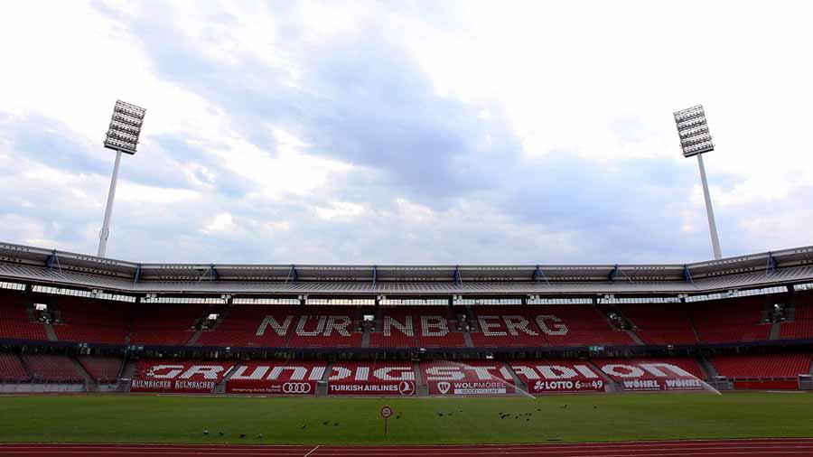 1.FC Nürnberg - Herren
