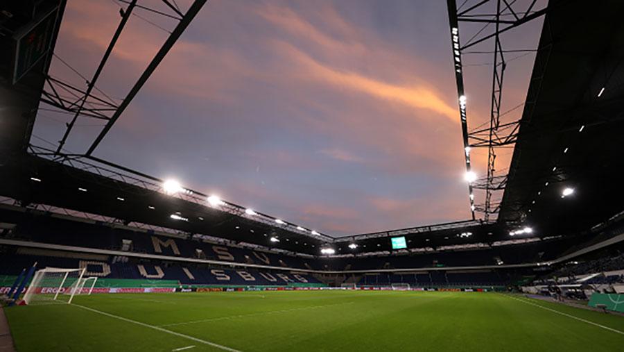 MSV Duisburg - Herren