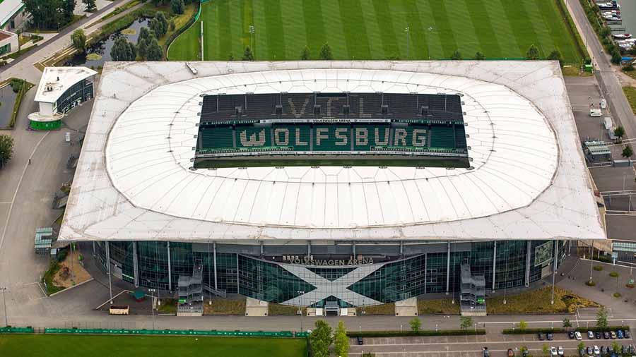 VfL Wolfsburg - Herren