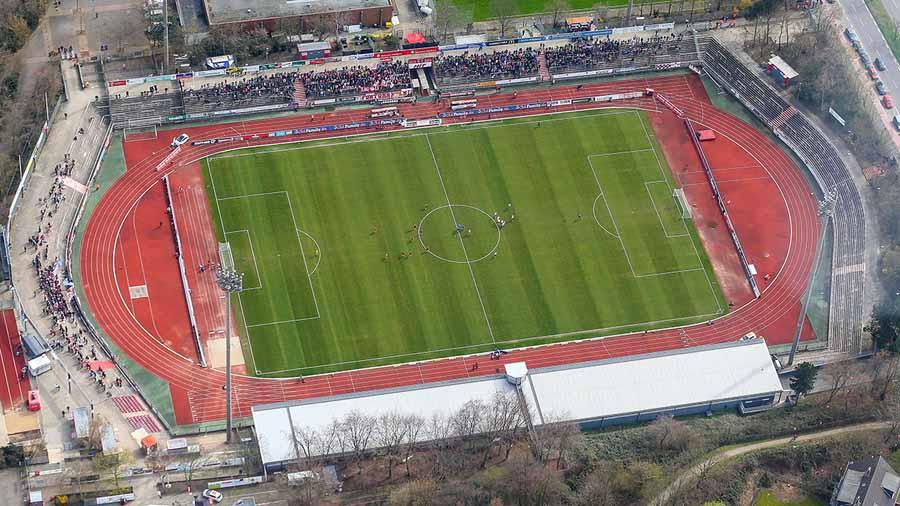 SC Fortuna Köln - Herren